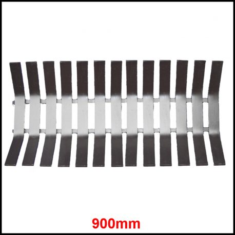 Fieplace grate 900 800