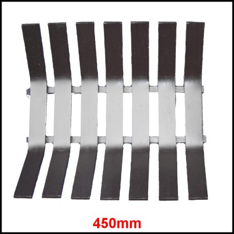 Fireplace grate 450 800