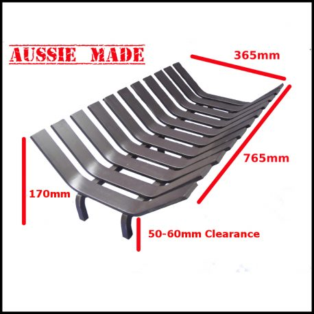 Fireplace grate 765 ms 800