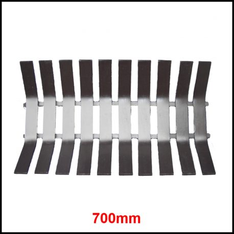 Fireplace grate 700 1 800