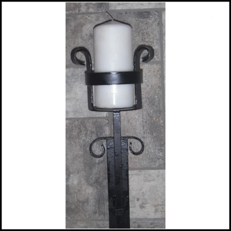 medieval wall sconce 2