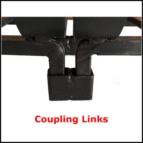 coupling links